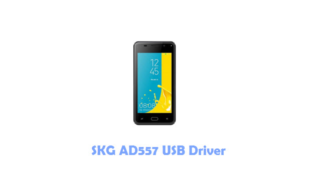 Download SKG AD557 USB Driver