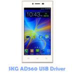 Download SKG AD560 USB Driver
