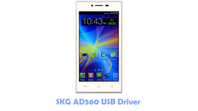 Download SKG AD560 USB Driver