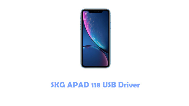 Download SKG APAD 118 USB Driver