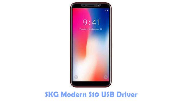 Download SKG Modern S10 USB Driver