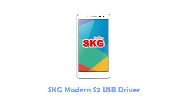 Download SKG Modern S2 USB Driver