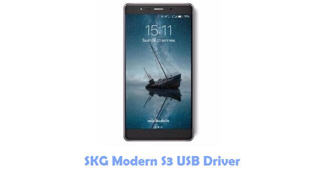 Download SKG Modern S3 USB Driver