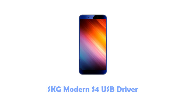 Download SKG Modern S4 USB Driver