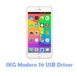 SKG Modern S9 USB Driver