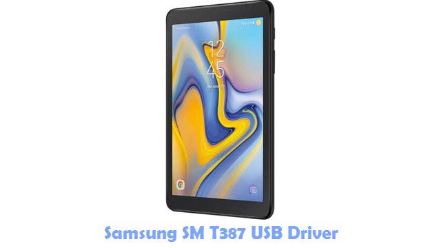 Download Samsung SM T387 USB Driver