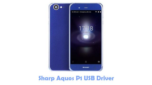 Download Sharp Aquos P1 USB Driver