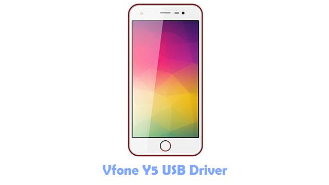 Vfone Y5 USB Driver