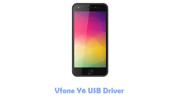 Vfone Y6 USB Driver