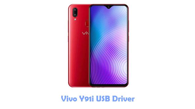 Download Vivo Y91i USB Driver
