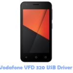 Download Vodafone VFD 320 USB Driver