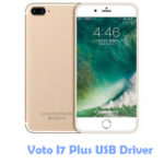Download Voto I7 Plus USB Driver