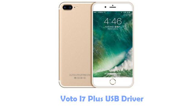 Voto I7 Plus USB Driver