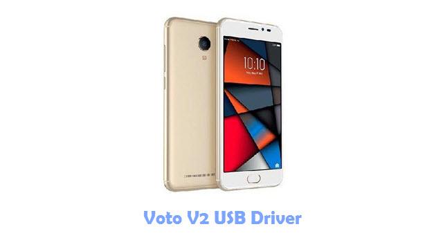 Voto V2 USB Driver