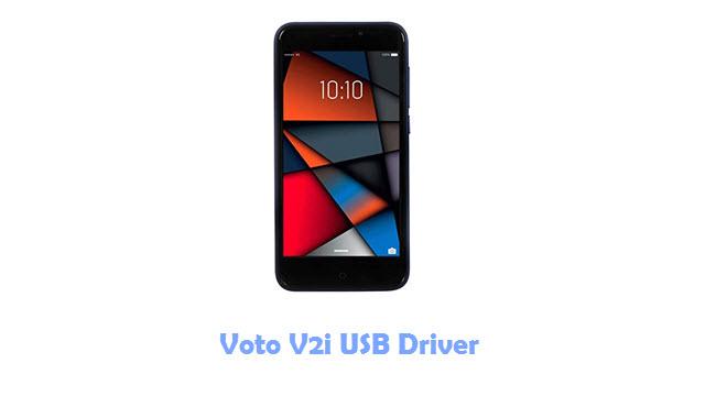 Voto V2i USB Driver