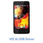 Download WE A1 USB Driver