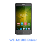 Download WE A2 USB Driver
