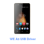 Download WE A3 USB Driver