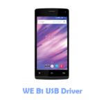 Download WE B1 USB Driver