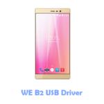Download WE B2 USB Driver