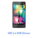 Download WE L4 USB Driver