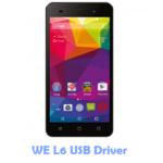 Download WE L6 USB Driver