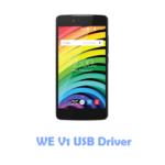 Download WE V1 USB Driver