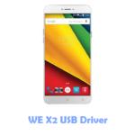 Download WE X2 USB Driver
