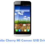 Download White Cherry MI Canvas USB Driver