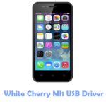 White Cherry MI1 USB Driver