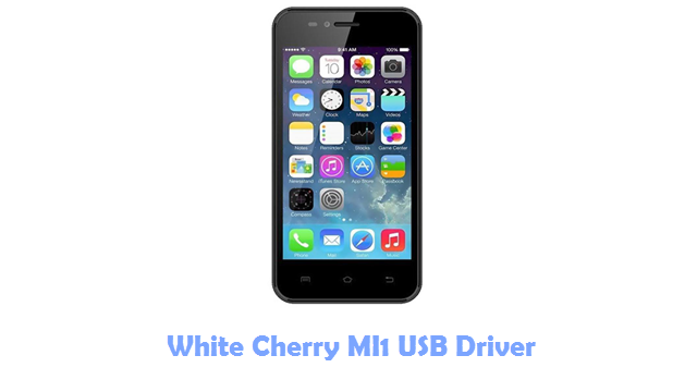 Download White Cherry MI1 USB Driver