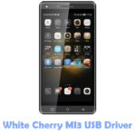 White Cherry MI3 USB Driver