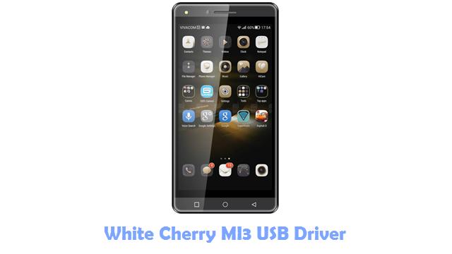 Download White Cherry MI3 USB Driver