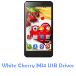 White Cherry MI4 USB Driver