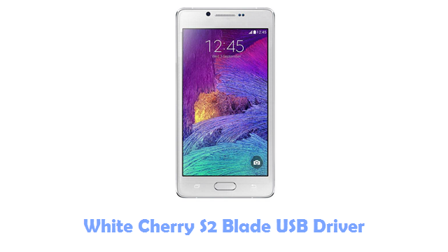 Download White Cherry S2 Blade USB Driver