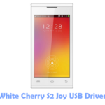 White Cherry S2 Joy USB Driver