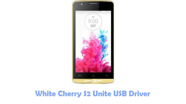 Download White Cherry S2 Unite USB Driver