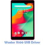 Woxter X100 USB Driver