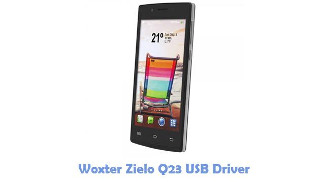 Download Woxter Zielo Q23 USB Driver
