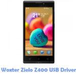 Woxter Zielo Z400 USB Driver