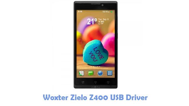 Download Woxter Zielo Z400 USB Driver