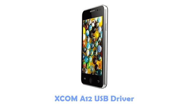XCOM A12 USB Driver