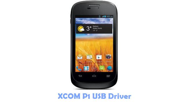 XCOM P1 USB Driver