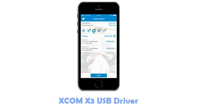 XCOM X3 USB Driver
