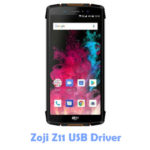 Download Zoji Z11 USB Driver