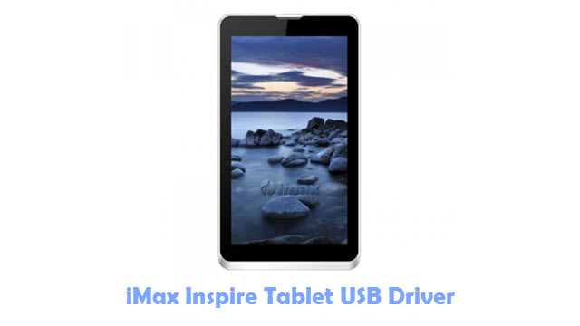 iMax Inspire Tablet USB Driver