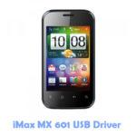 Download iMax MX 601 USB Driver
