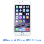 Download iPhone 6 Clone USB Driver