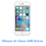 Download iPhone 6S Clone USB Driver