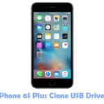 iPhone 6S Plus Clone USB Driver